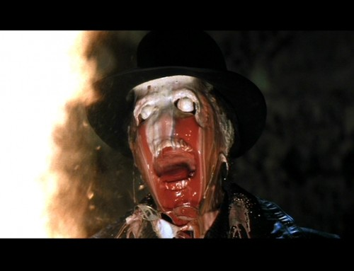 Pulp Revenge: Thoughts on the Ending of Raiders of the Lost Ark