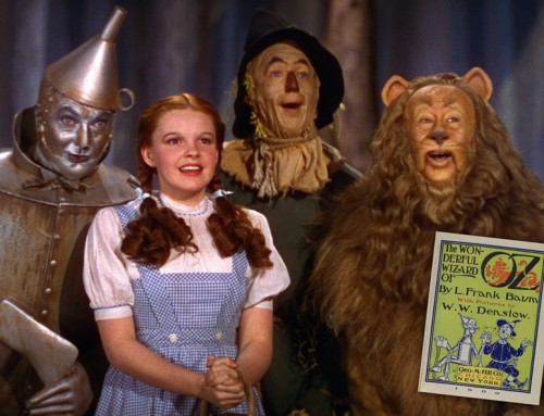 Thoughts on the Homespun Wisdom of L. Frank Baum, the Oz books, and The Wizard of Oz (1939)