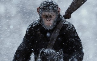 War for the Planet of the Apes (2017, USA, d. Matt Reeves, 140 minutes)