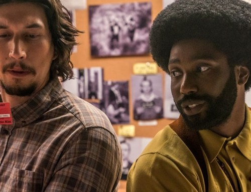 Road to the Oscars: BlackKklansman