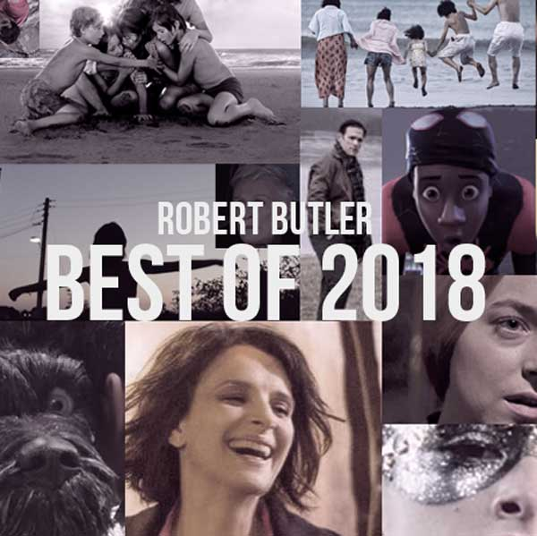 Robert Butler Best of 2018
