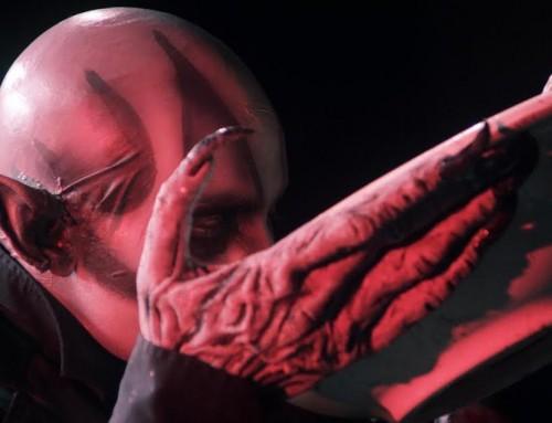 Monsterpalooza 2019: Douglas Schulze's Mimesis: Nosferatu