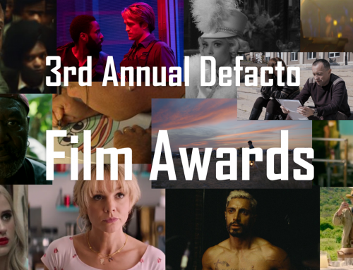 3rd Annual Defacto Film Awards