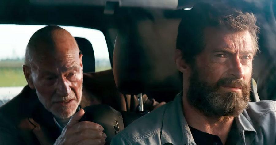 Logan (USA, d. James Mangold, 137 minutes)
