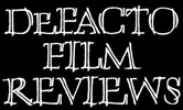 DeFacto Film Reviews Logo