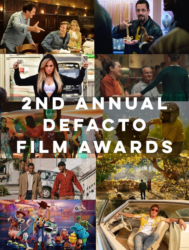 2nd Annual Defacto Film Awards