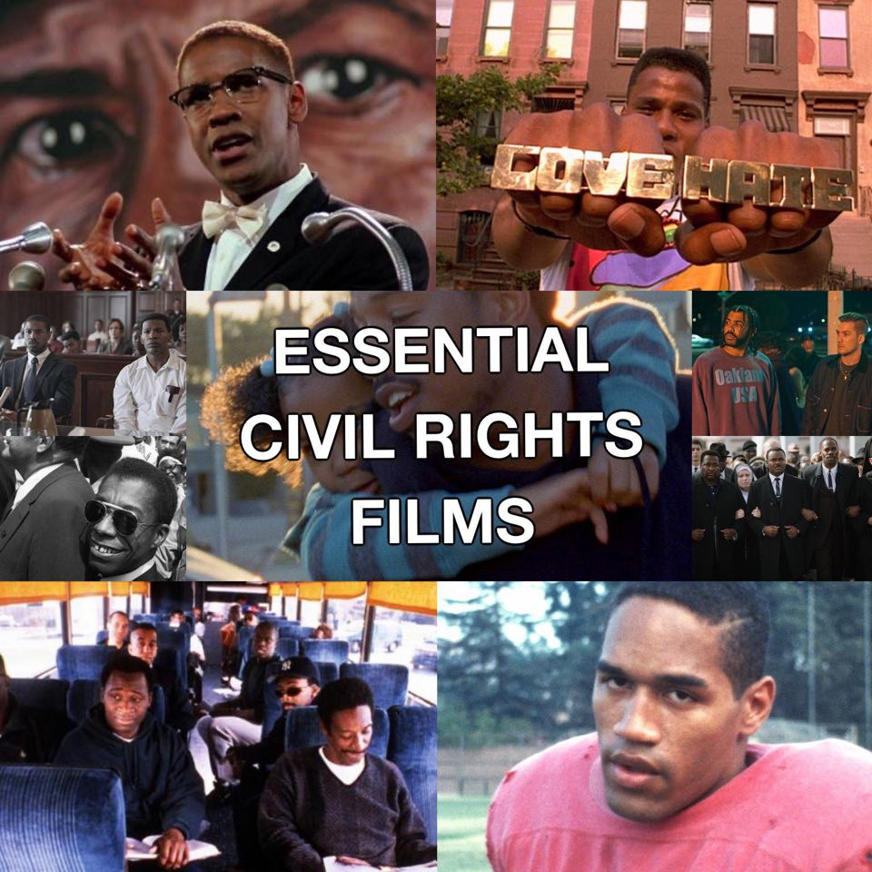 Essential Civil Rights Movies