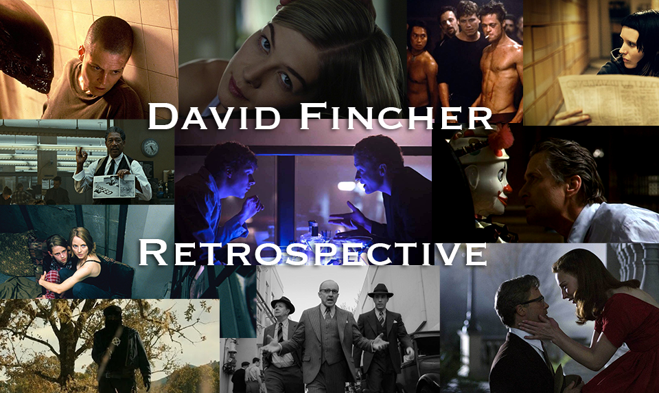 David Fincher Retrospective (Film Rankings from Worst to Best)