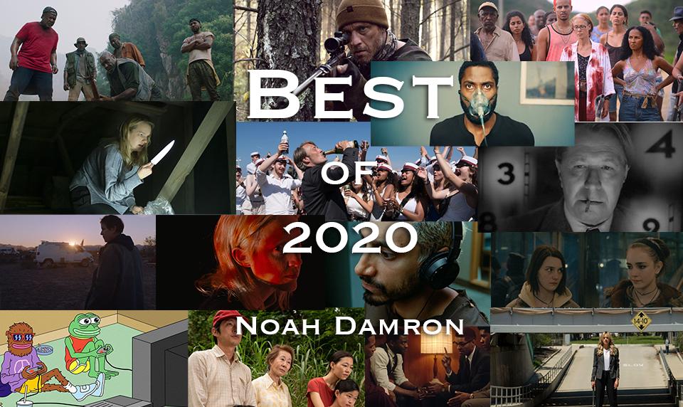 The Best Films of 2020 – Noah Damron
