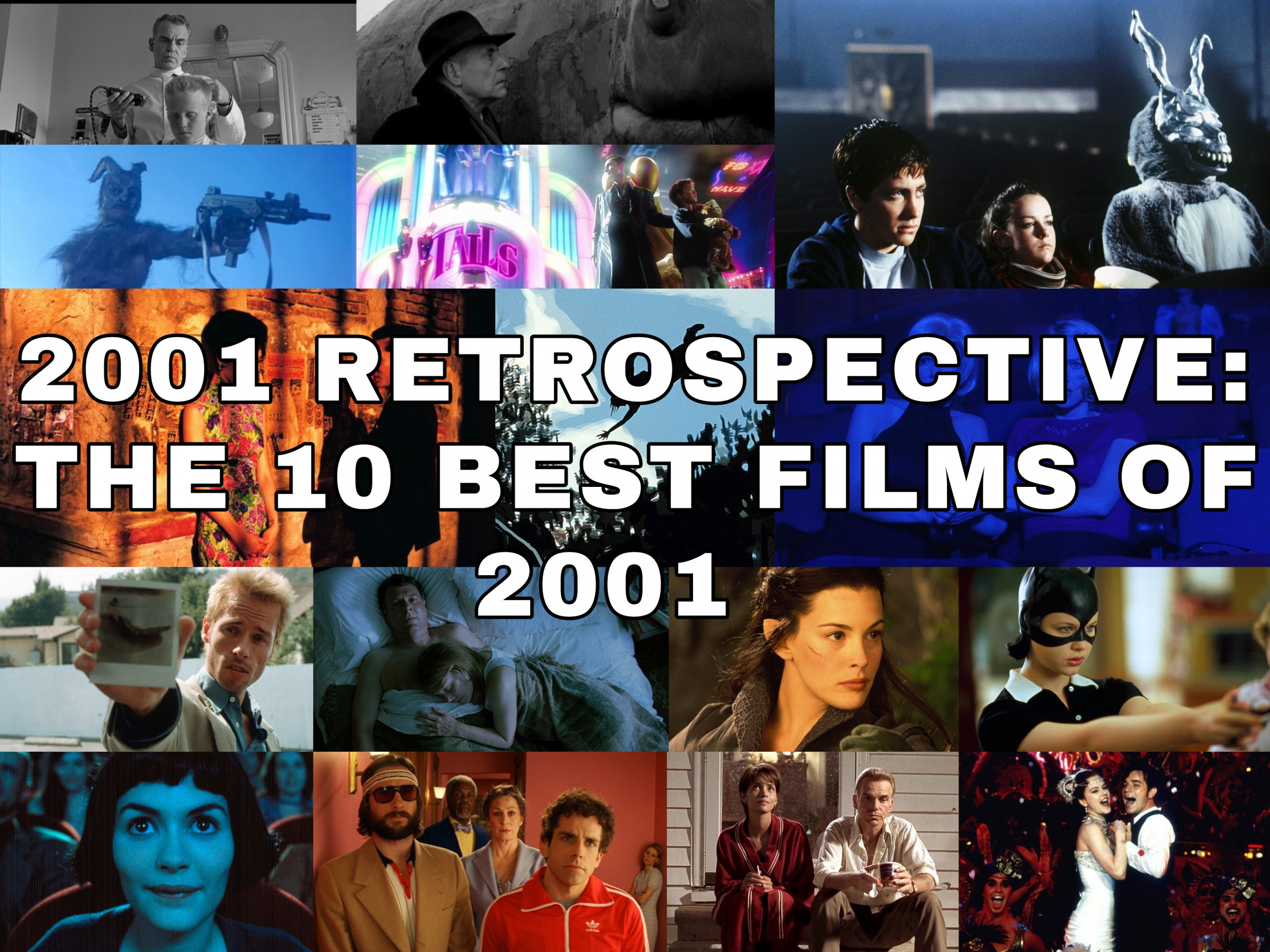 2001 Retrospective: The 10 Best Films of 2001