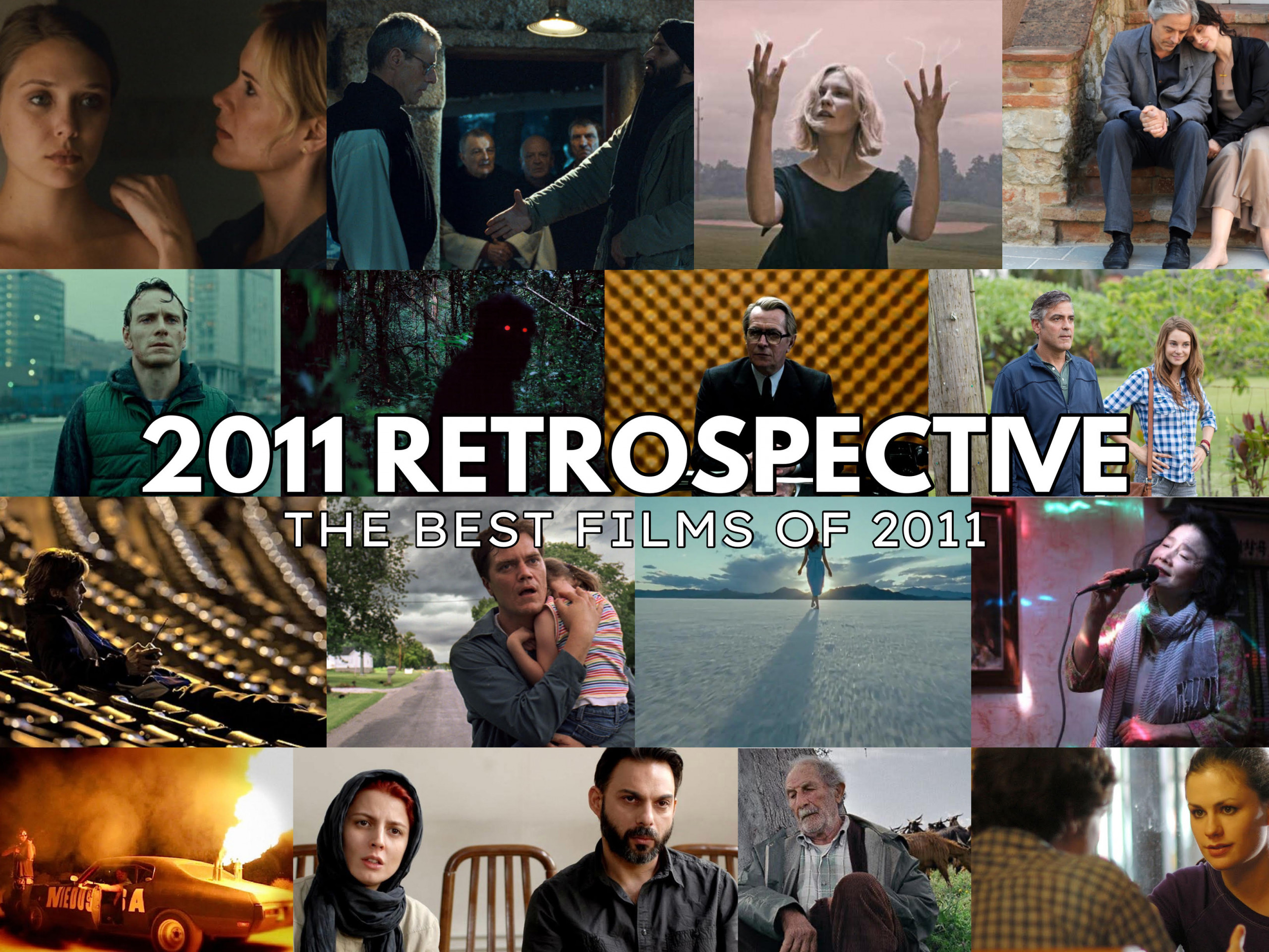 2011 Retrospective: The Best Films of 2011–10 Year Anniversary
